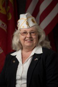 Commander Barbara Burdette