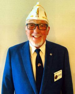 Commander William Haught